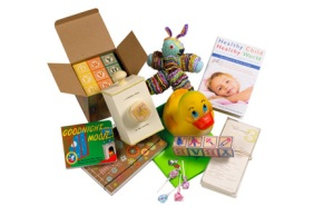 Green Bambino Box exclusively sold at Green Depot